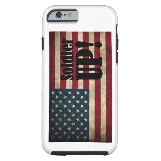 兵士! iPhone 6/6sの堅い電話箱 ケース