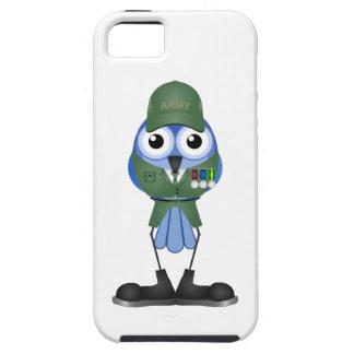 兵士 iPhone SE/5/5s ケース