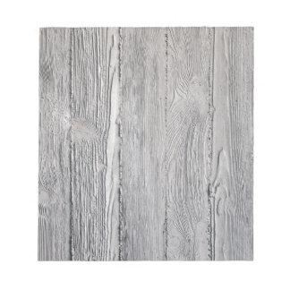 具体的な木 ノートパッド