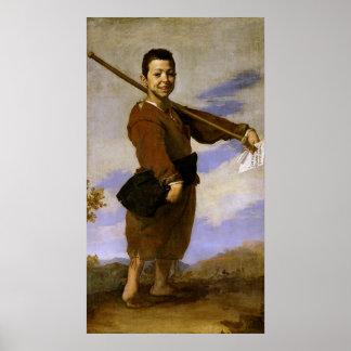 内反足1642年 ポスター