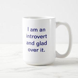 内向的なマグ コーヒーマグカップ