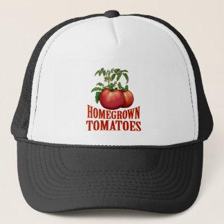 内地産のトマト キャップ