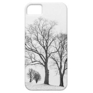 内容の冬 iPhone SE/5/5s ケース