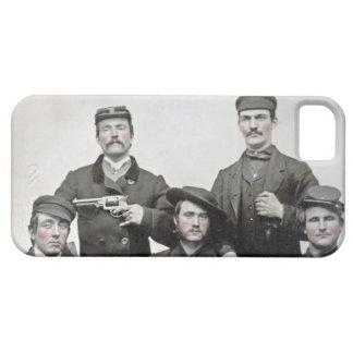 内戦の兵士 iPhone SE/5/5s ケース