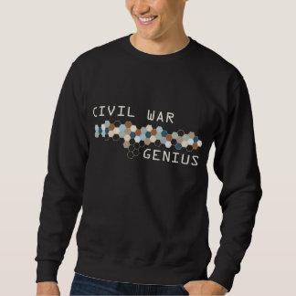 内戦の天才 スウェットシャツ