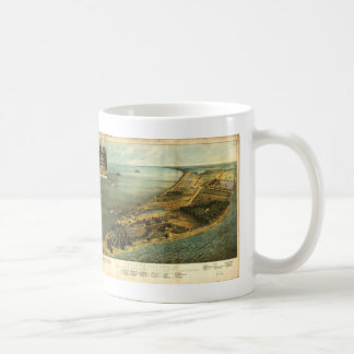 内戦のHammondの総合病院および刑務所1864年 コーヒーマグカップ
