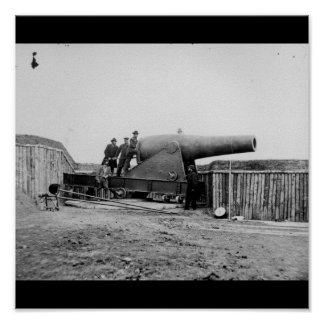 内戦、アレキサンドリア、ヴァージニア1860-1865年 ポスター