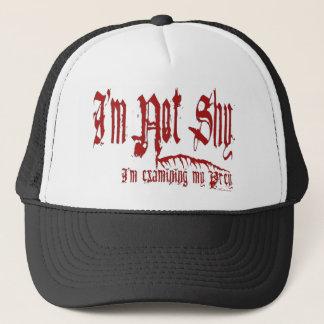 内気ではない帽子 キャップ