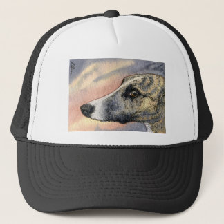 内気で、ハンサムな猟犬 キャップ