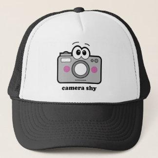 内気なカメラ キャップ