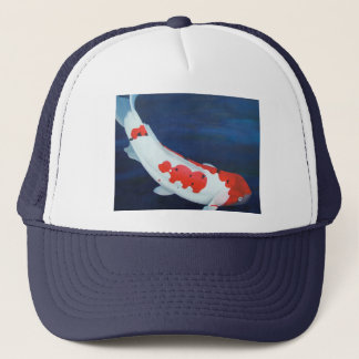 内気なコイの帽子 キャップ