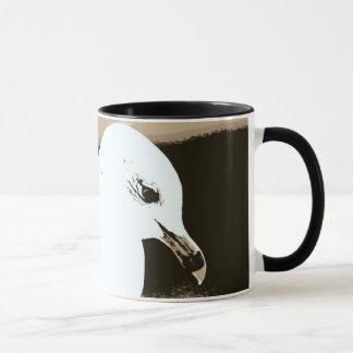 内省的なカモメのマグ! マグカップ