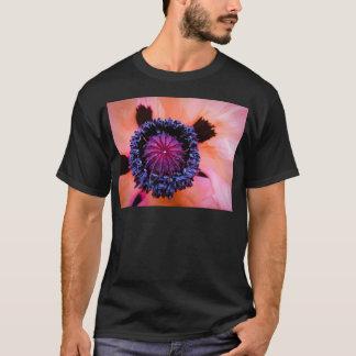 内部のケシ Tシャツ