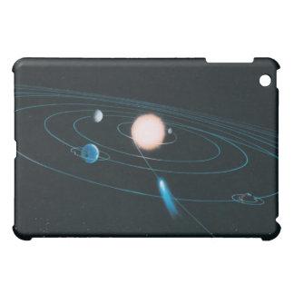 内部の太陽系の世界 iPad MINIカバー