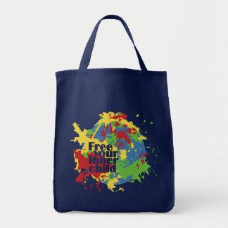 内部の子供のカスタムなバッグ-スタイル及び色を選んで下さい トートバッグ
