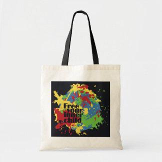 内部の子供のバッグ-スタイル及び色を選んで下さい トートバッグ