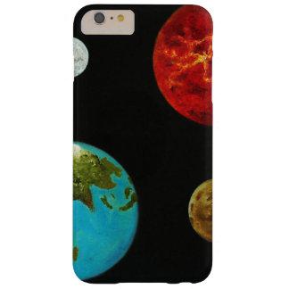 内部の惑星 BARELY THERE iPhone 6 PLUS ケース