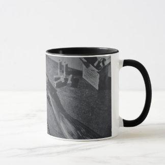 内部撃鉄散弾銃のマグ マグカップ