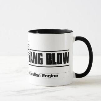 内部燃焼のマグ マグカップ