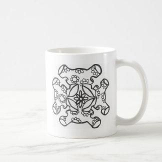 内部 コーヒーマグカップ