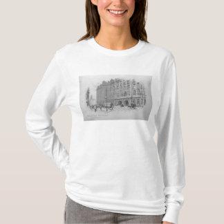 内陸のホテル、マンチェスター、c.1910 tシャツ