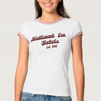 内陸のリーRebels_Est_1961 Tシャツ