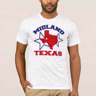 内陸部、テキサス州 Tシャツ