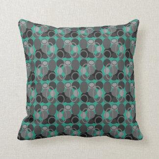 円および楕円形の枕 クッション