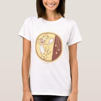 円のジェリー Tシャツ