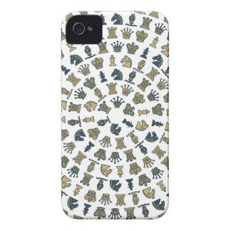 円のiphone 4ケースの駒 Case-Mate iPhone 4 ケース