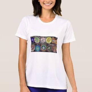 円のTシャツで走ること Tシャツ