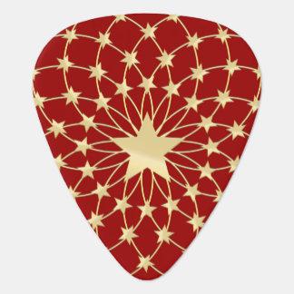 円を拡大する金星のマトリックス ギターピック