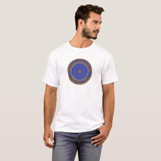 円内のポイント Tシャツ