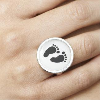 円形のリング 指輪