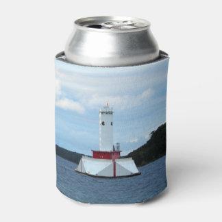円形の島の道ライト 缶クーラー