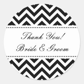 円形の結婚式はステッカー|の封筒のシーラー感謝していしています ラウンドシール