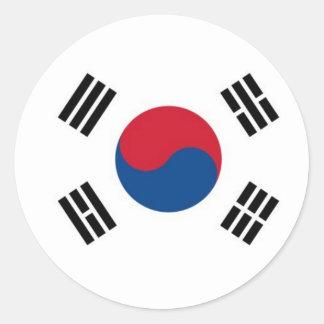 円形南朝鮮(ない外的な使用のために) ラウンドシール