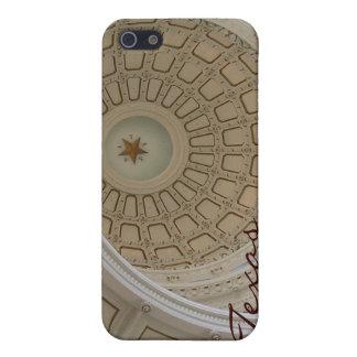 円形建築オースティンのテキサス州州の国会議事堂 iPhone 5 COVER