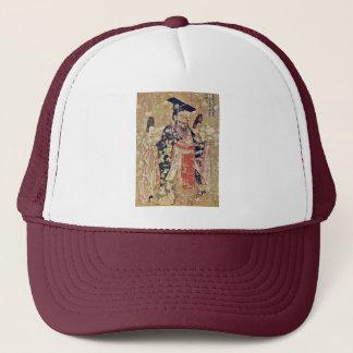 円李で周の遅い王朝の皇帝のウーのチタニウム キャップ