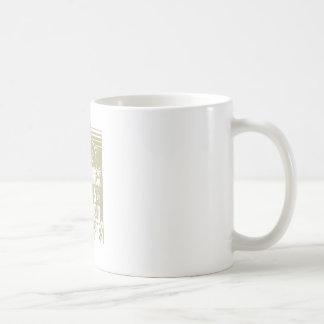 円盤投げの英雄 コーヒーマグカップ