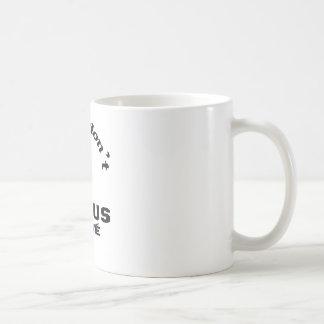 円盤投げの許可を好まなければ コーヒーマグカップ