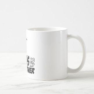 円盤投げ私の超出力 コーヒーマグカップ