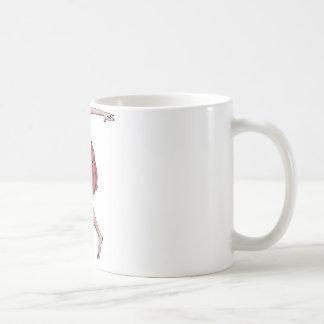 円盤投げ選手396紀元前に コーヒーマグカップ