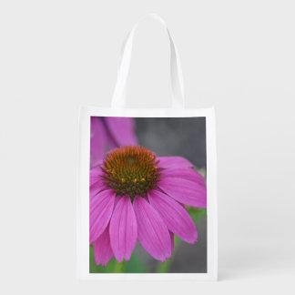 円錐形の花屋のバッグ エコバッグ