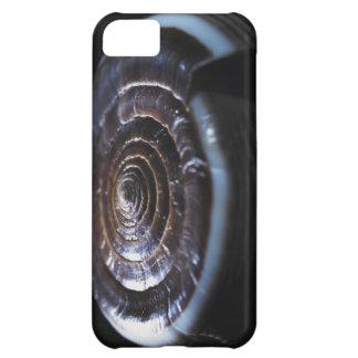 円錐形の貝 iPhone5Cケース