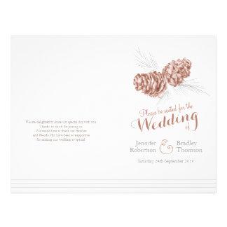 円錐形|茶色|灰色|冬|より大きい|結婚|プログラム チラシ広告デザイン