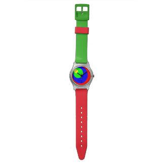 円 腕時計