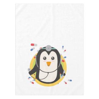 円Z2j5lのペンギンの医者 テーブルクロス