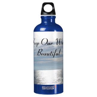 再使用可能な水差し、海 ウォーターボトル