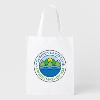 再使用可能な買い物袋 エコバッグ